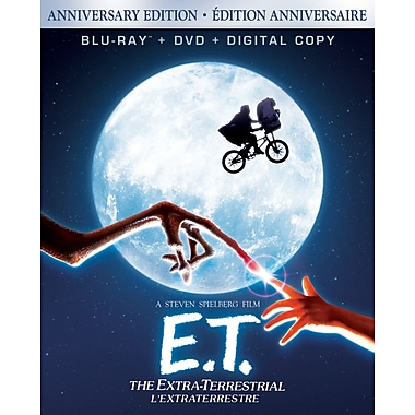 E.T. The Extra-Terrestrial (BRD + DVD + Digital Copy)