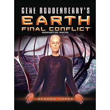 Earth: Final Conflict Season 3 (DVD)