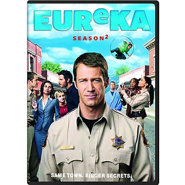 Eureka Season 2 (DVD)