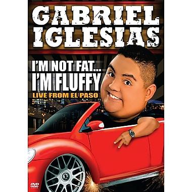 Gabriel Iglesias: I'm Not Fat. . .I'm Fluffy (DVD)