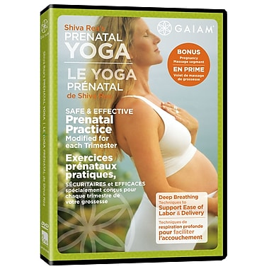Gaiam: Prenatal Yoga with Shiva Rea (GAIAM MEDIA)