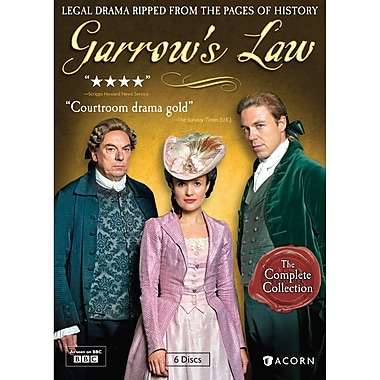 Garrow's Law - Complete Collection (DVD)