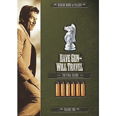 Have Gun, Will Travel: The Sixth and Final Season, V2 (DVD)