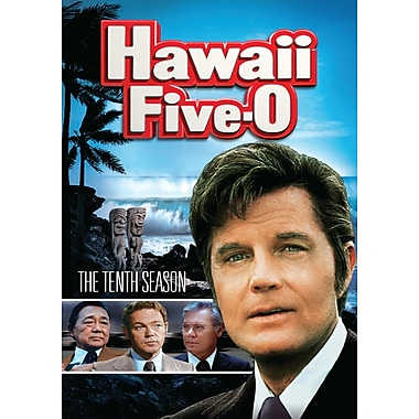 Hawaii Five-O: The Tenth Season (DVD)