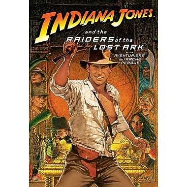Indiana Jones and the Raiders of the Lost Ark (DVD)
