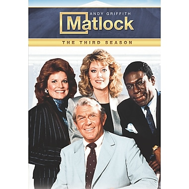 Matlock: The Third Season (DVD)