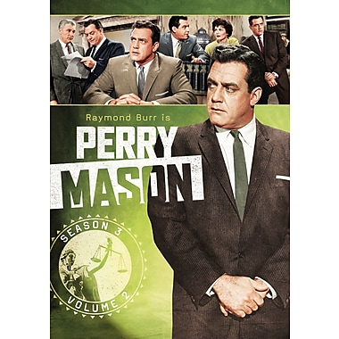 Perry Mason: The Third Season: Volume Two (DVD)