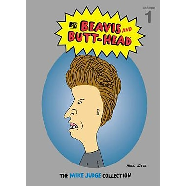 Beavis and Butt-Head: The Mike Judge Collection: Volume 1 (DVD)