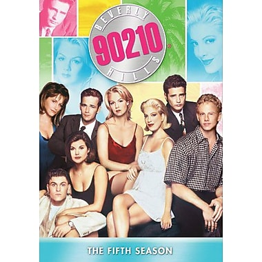 Beverly Hills 90210: The Fifth Season (DVD)