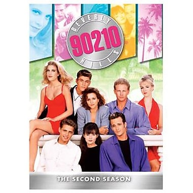 Beverly Hills 90210: The Second Season (DVD)