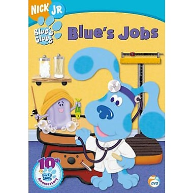 Blue's Clues: Blue's Jobs (DVD)