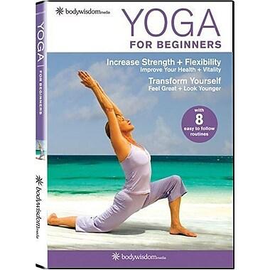 Bodywisdom Media Body And Soul: Yoga For (DVD)