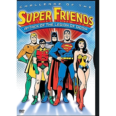 Challenge of the Superfriends: Attackof the Legion of Doom (DVD)