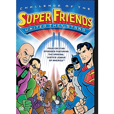 Challenge of the Superfriends: United they Stand (DVD)