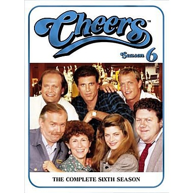 Cheers: The Complete Sixth Season (DVD)