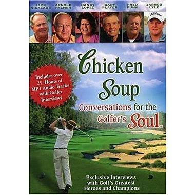 Chicken Soup: Conversations for the Golfer's Soul (DVD)