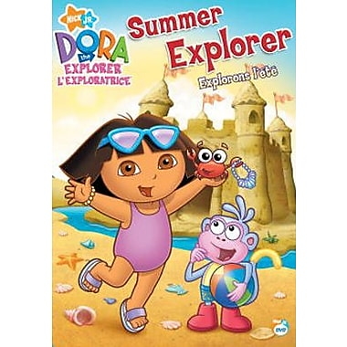 Dora the Explorer: Summer Explorer (DVD)