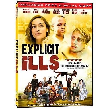 Explicit Ills (DVD + Digital Copy)