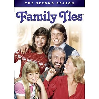 Family Ties: The Second Season (DVD)