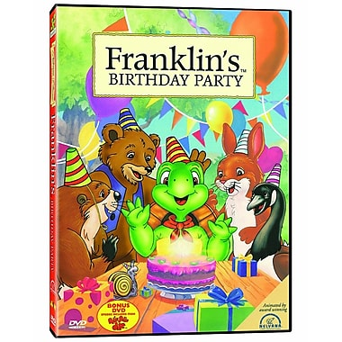 Franklin: Franklin's Birthday Party (DVD)