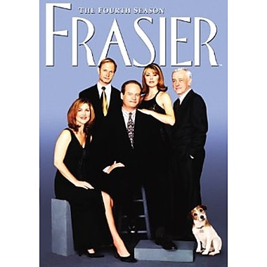 Frasier: The Complete Fourth Season (DVD)