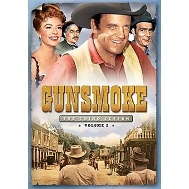 Gunsmoke: The Third Season, Volume Two (DVD)