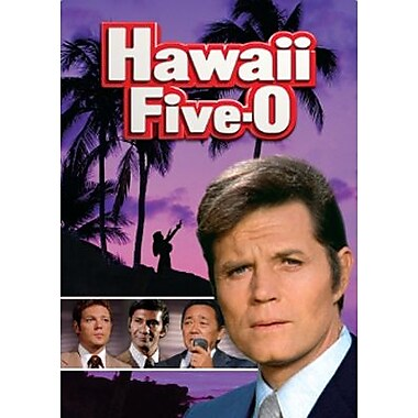 Hawaii Five-O: The Sixth Season (DVD)