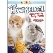 Home School: Cat Corner & Furry Friends (DVD)