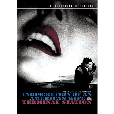 Indiscretion of An American Wife/Terminal Station (DVD)