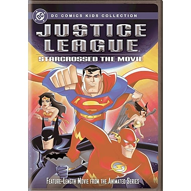 Justice League:Star Crossed (Fs) (DVD)