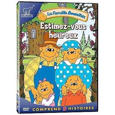 La Famille Berenstain: Estimez-vous heureux (DVD)