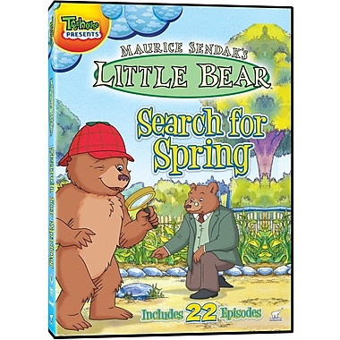 Little Bear - Search for Spring (DVD)