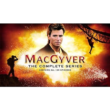 MacGyver: The Complete Series (DVD)