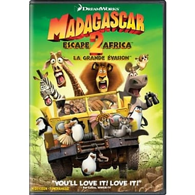 Madagascar: Escape 2 Africa (DVD) 2009