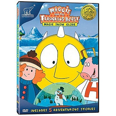 Maggie and the Ferocious Beast: Magic Snow Globe (DVD)