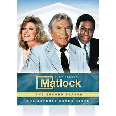 Matlock: The Second Season (DVD)