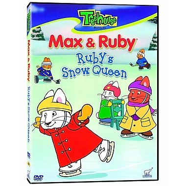 Max & Ruby: Ruby's Snow Queen (DVD)