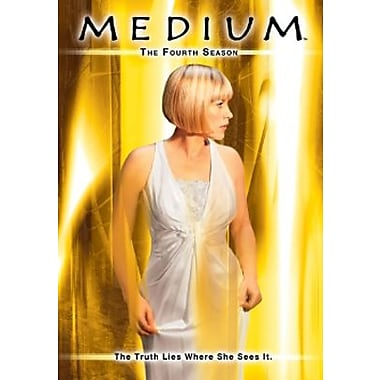 Medium: The Fourth Season (DVD)