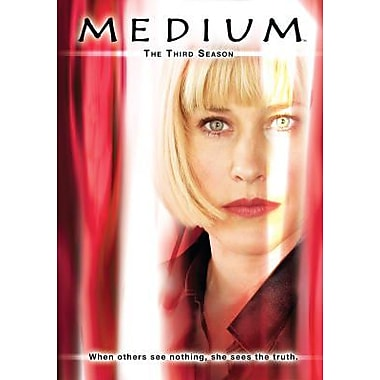 Medium: The Third Season (DVD)