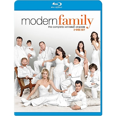 Modern Family: The Complete Second Season (Blu-Ray)