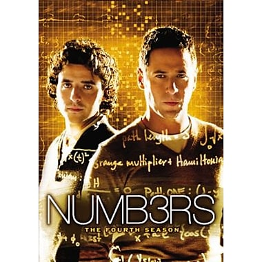 Numbers: The Fourth Season (DVD)