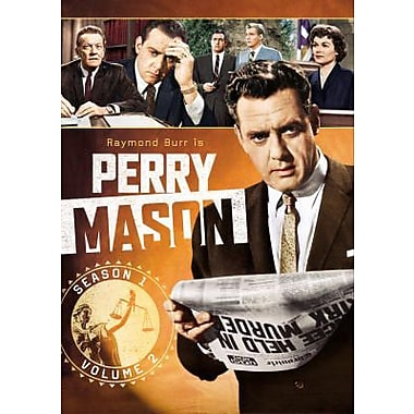 Perry Mason: The First Season: Volume Two (DVD)