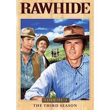 Rawhide: Season Three, Volume One (DVD)