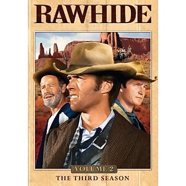 Rawhide: Season Three, Volume Two (DVD)