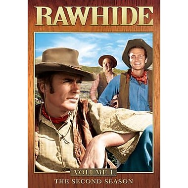 Rawhide: The Second Season, Volume One (DVD)