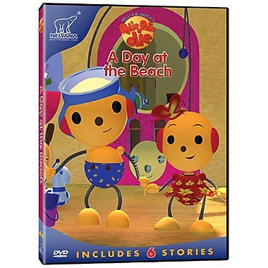 Rolie Polie Olie: A Day At the Beach (DVD)