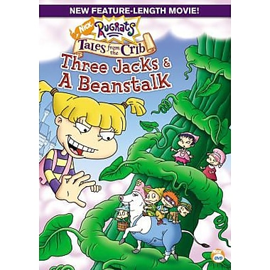 Rugrats: Tales From the Crib: Three Jacks & a Beanstalk (DVD)