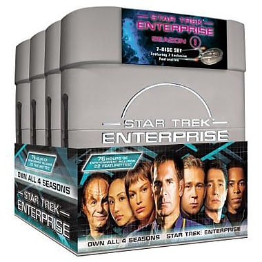 Star Trek: Enterprise: The Complete Series (DVD)