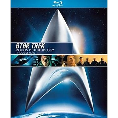 Star Trek: Motion Picture Trilogy (Blu-Ray)