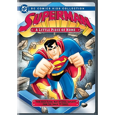 Superman: The Animated Sereis: A Little Piece of Home (DVD)